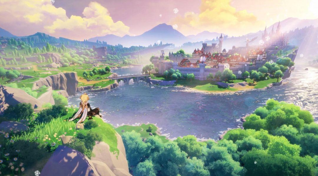 Zelda-Inspired Open World Action Game 'Genshin Impact' Announced
